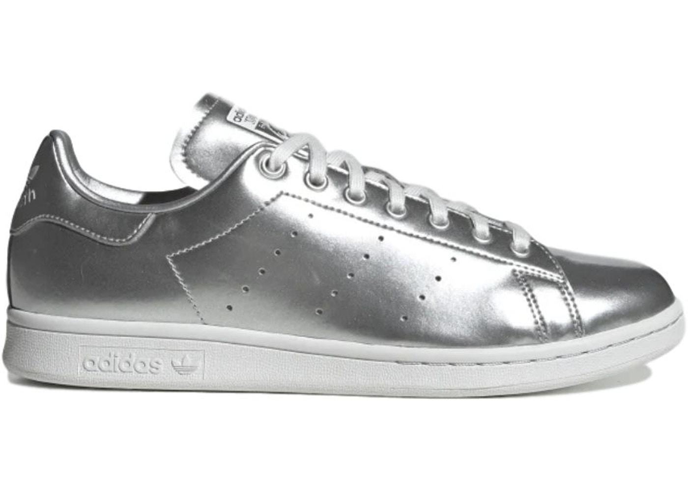 adidas Stan Smith Metal Silver Metallic