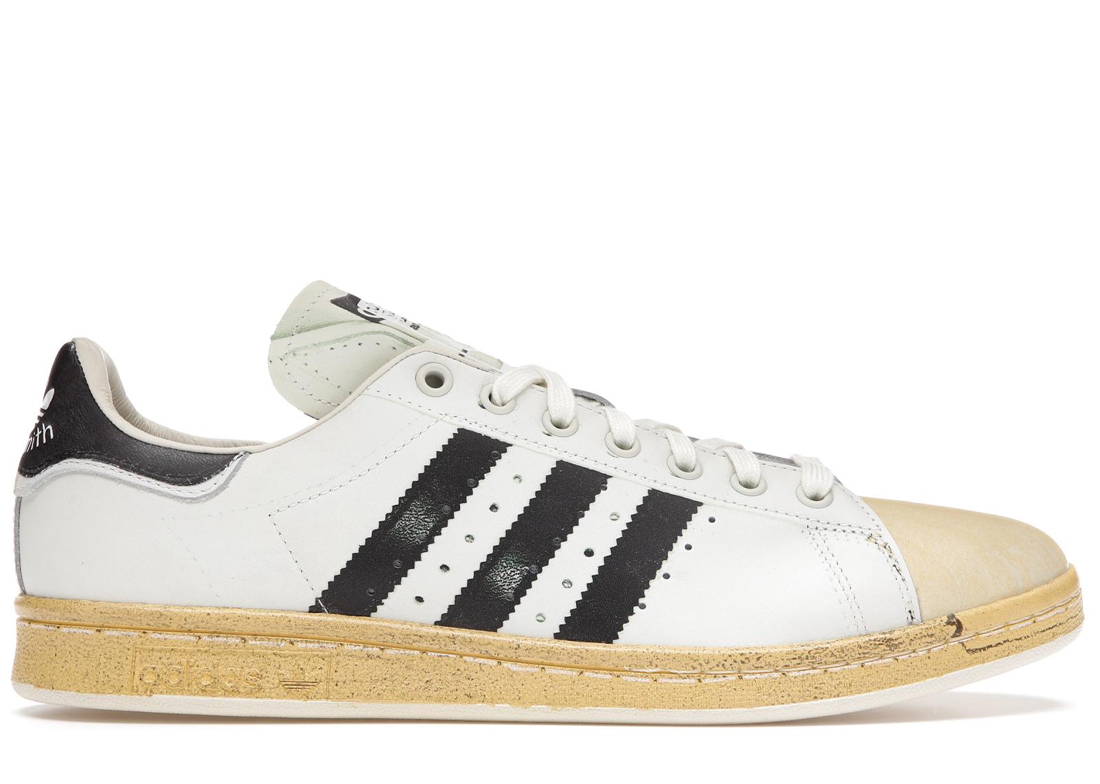adidas Stan Smith Superstar White Black - FW6095