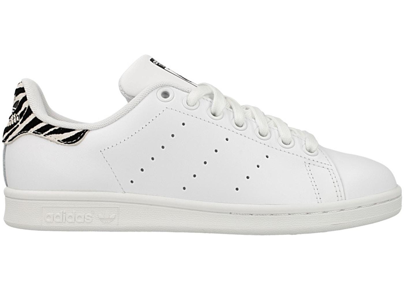 adidas Stan Smith White Zebra (W) - B26590