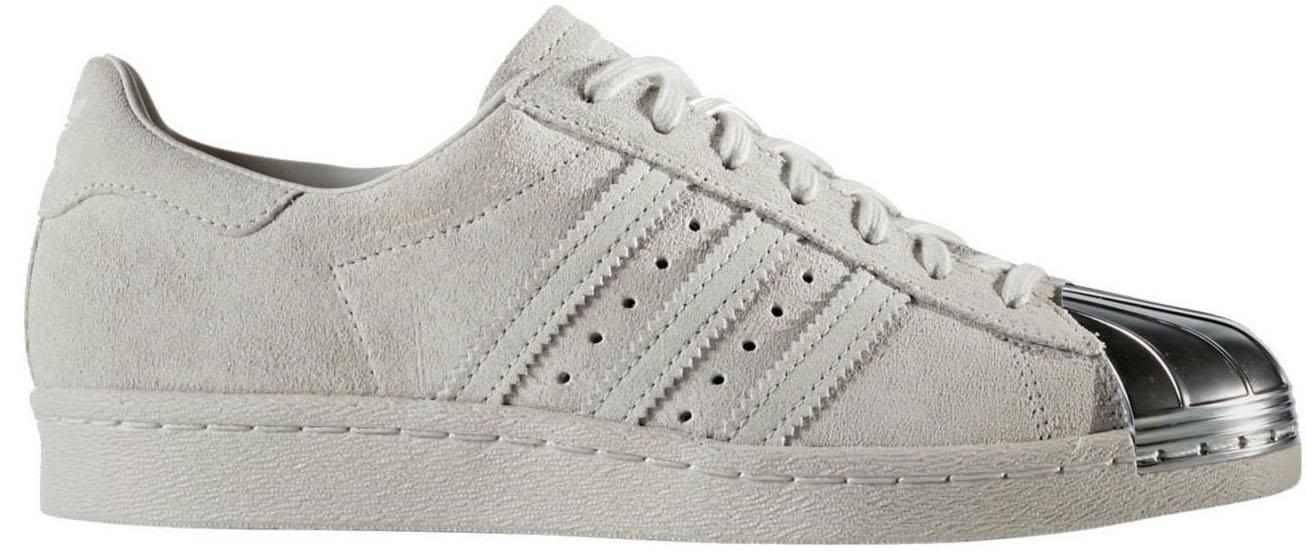 adidas Superstar 80s Metal Toe Grey (W) - CP9945