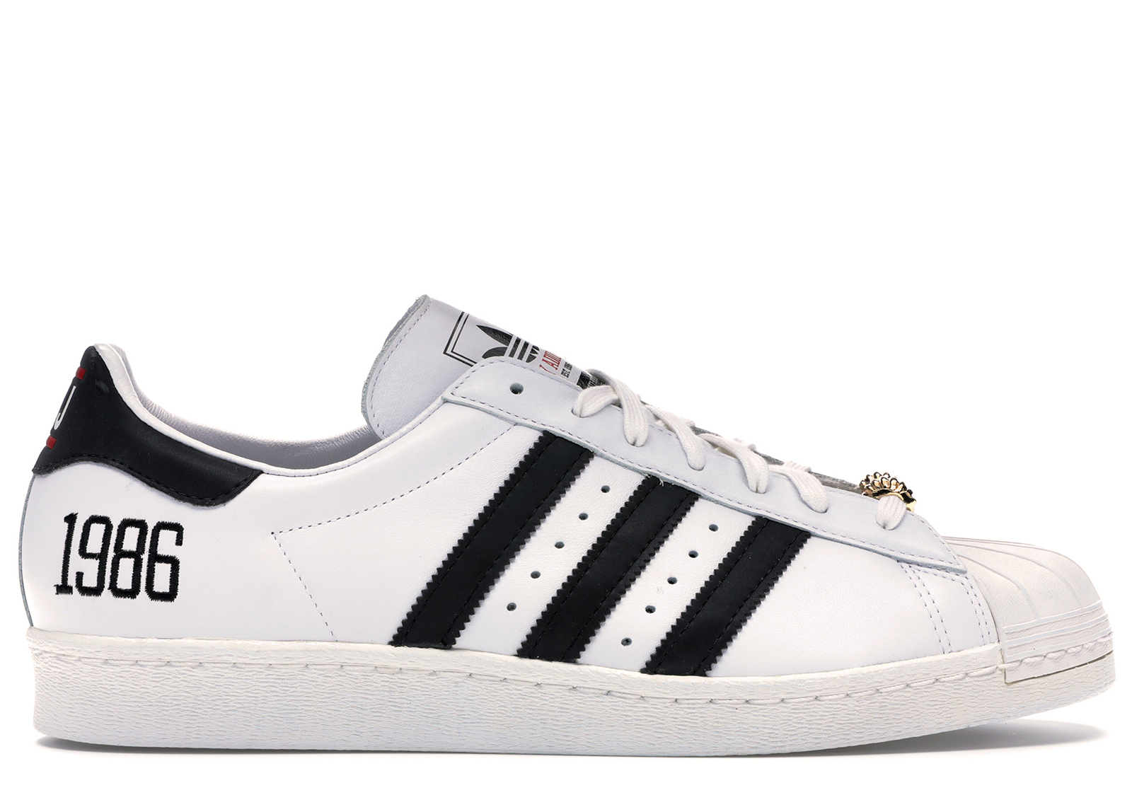 adidas Superstar 80s My adidas Run DMC 25th Anniversary - G48910