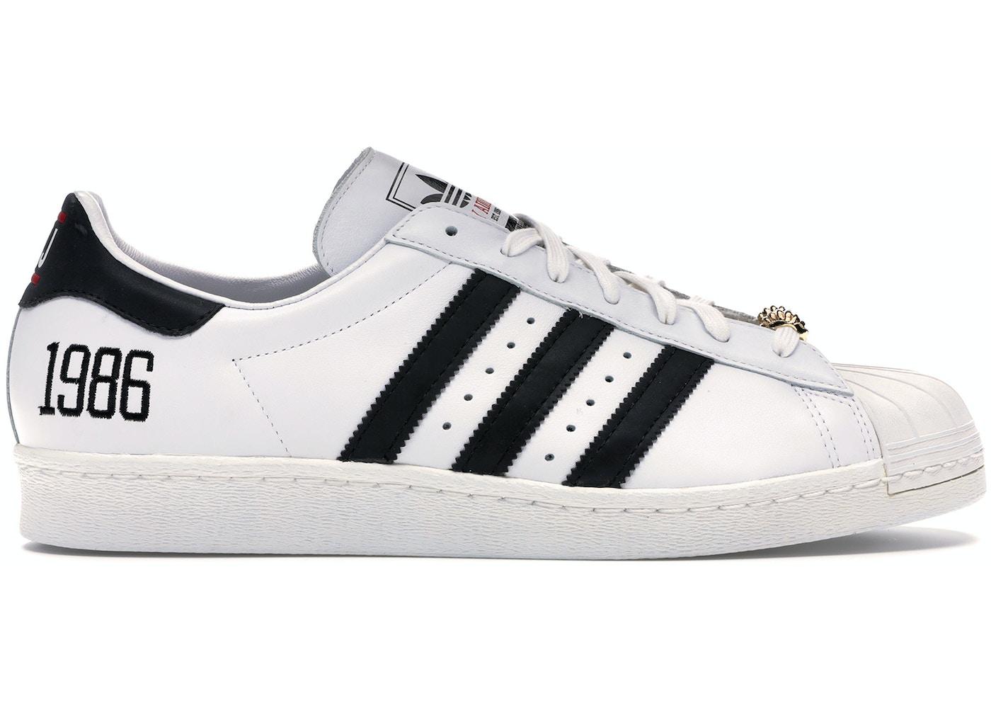 pausa Orientar Mal humor  adidas Superstar 80s My adidas Run DMC 25th Anniversary - G48910