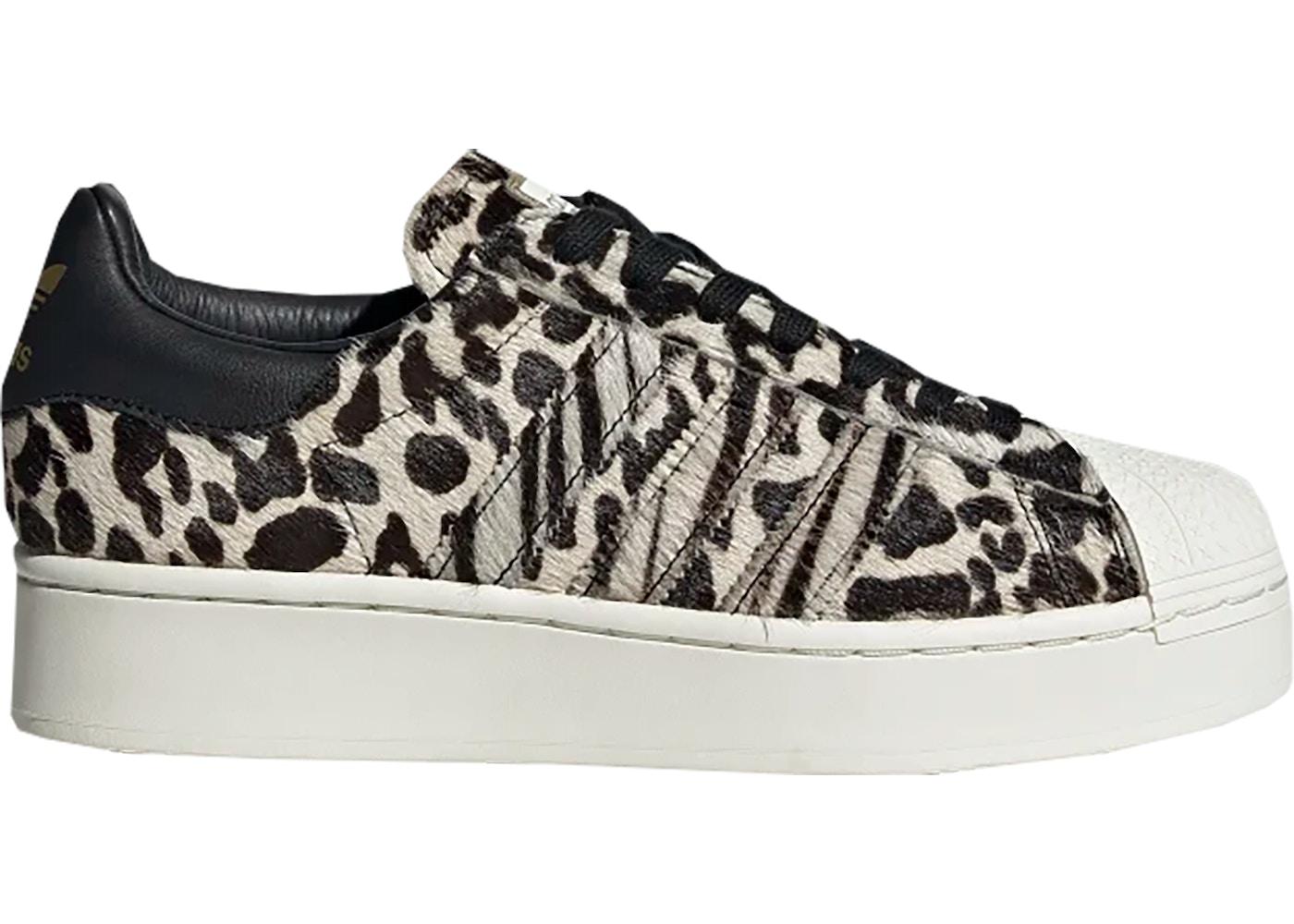 adidas Superstar Bold Leopard (W)
