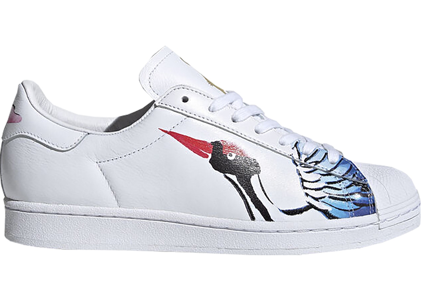 adidas Superstar Clean Chinese New Year (2020)