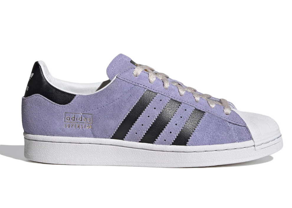 adidas Superstar Dust Purple