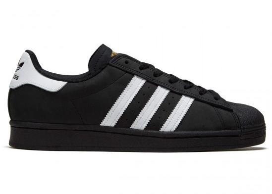 adidas Superstar Foundation Black/White/Black