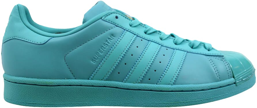 adidas Superstar Glossy Toe Mint (W) - BB0529