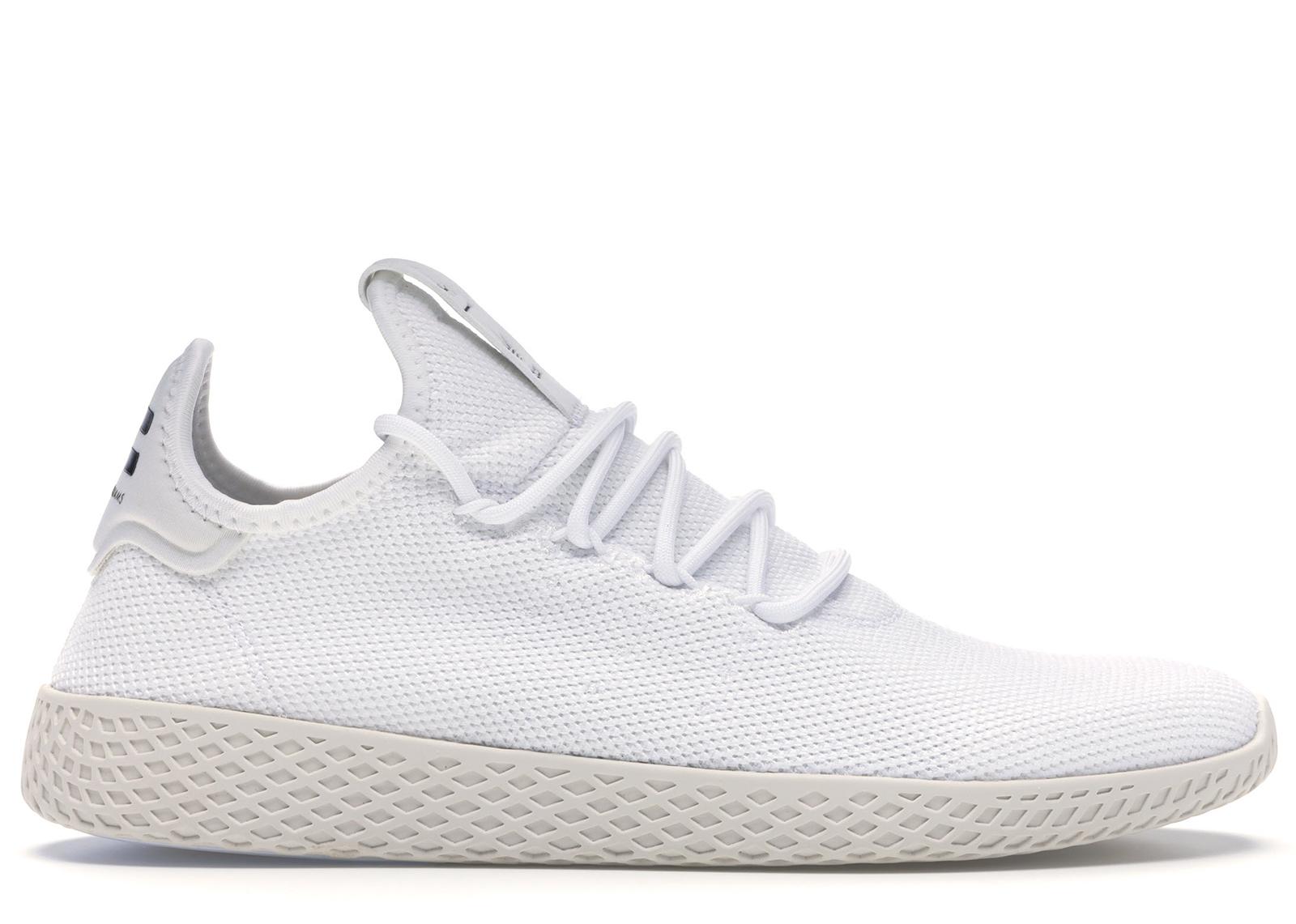 adidas Tennis Hu Pharrell Williams Triple White