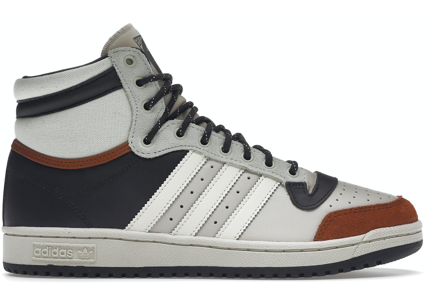 adidas Originals Men's Top Ten Hi Sneaker – Choose SZ/color