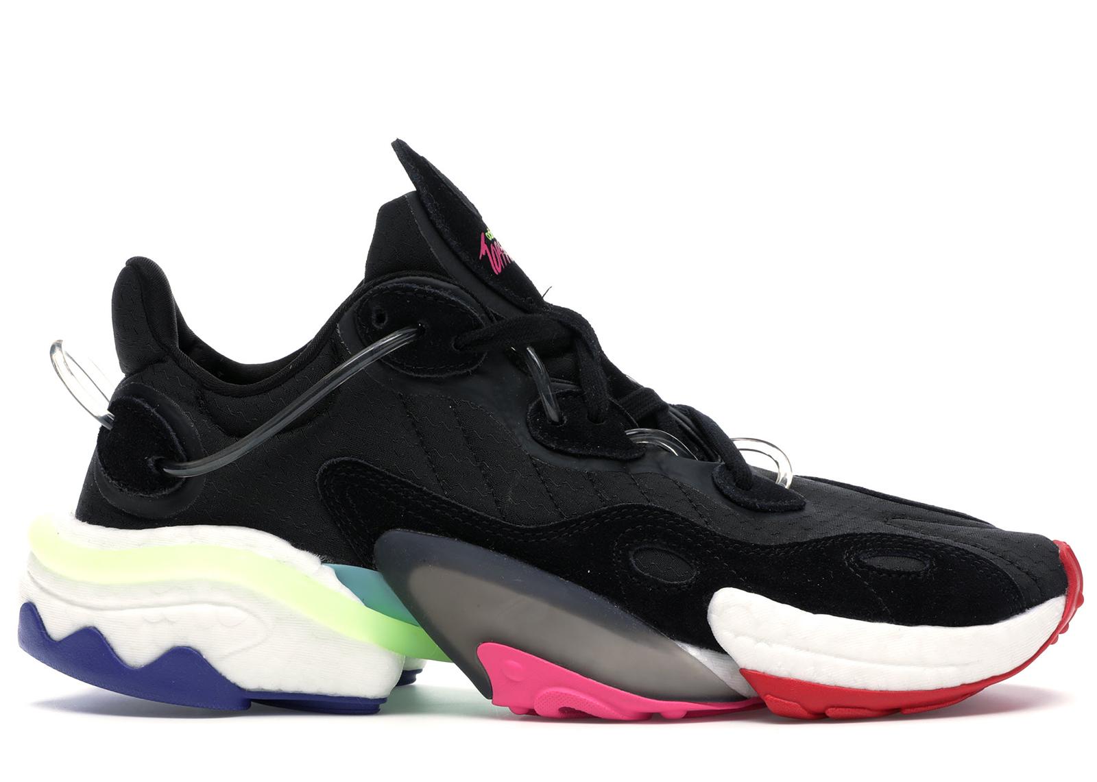 adidas Torsion X Black Multicolor