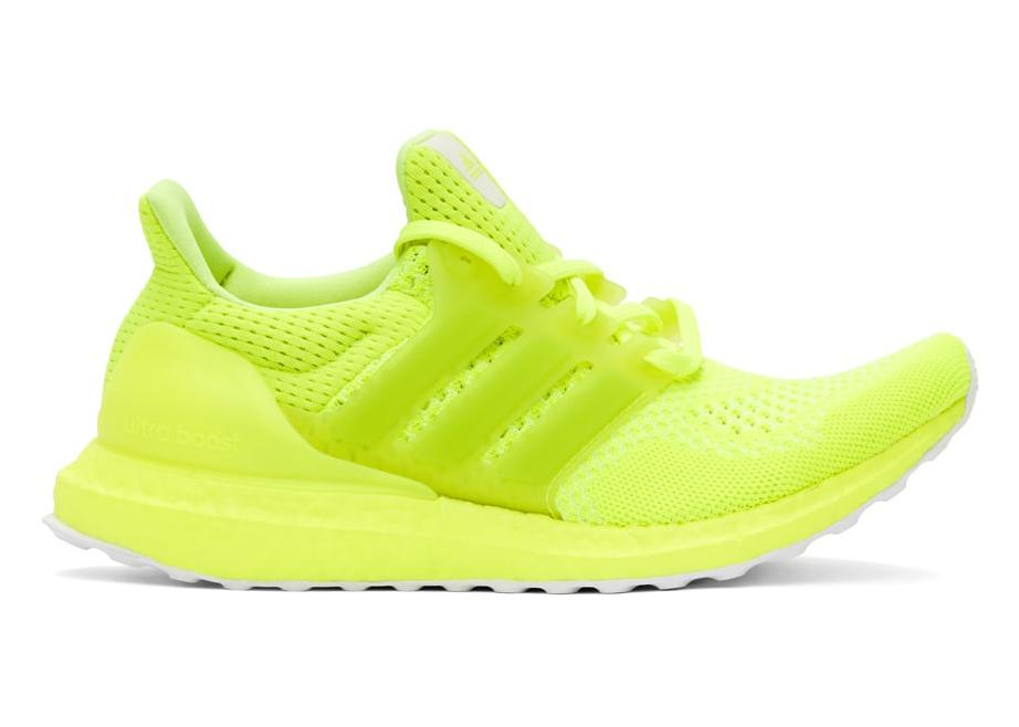 adidas Ultra Boost 1.0 DNA Solar Yellow