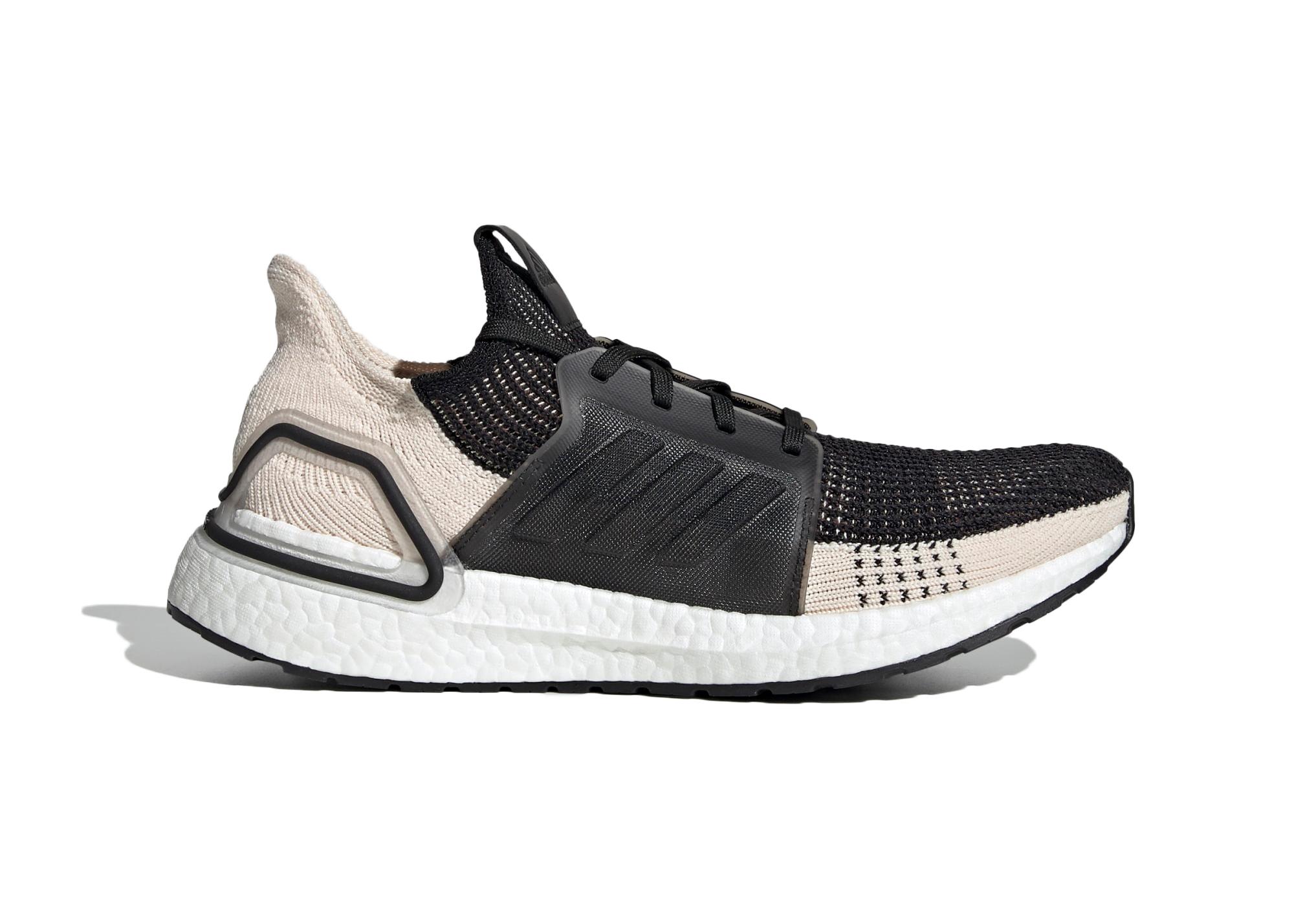 adidas Ultra Boost 19 Core Black Linen