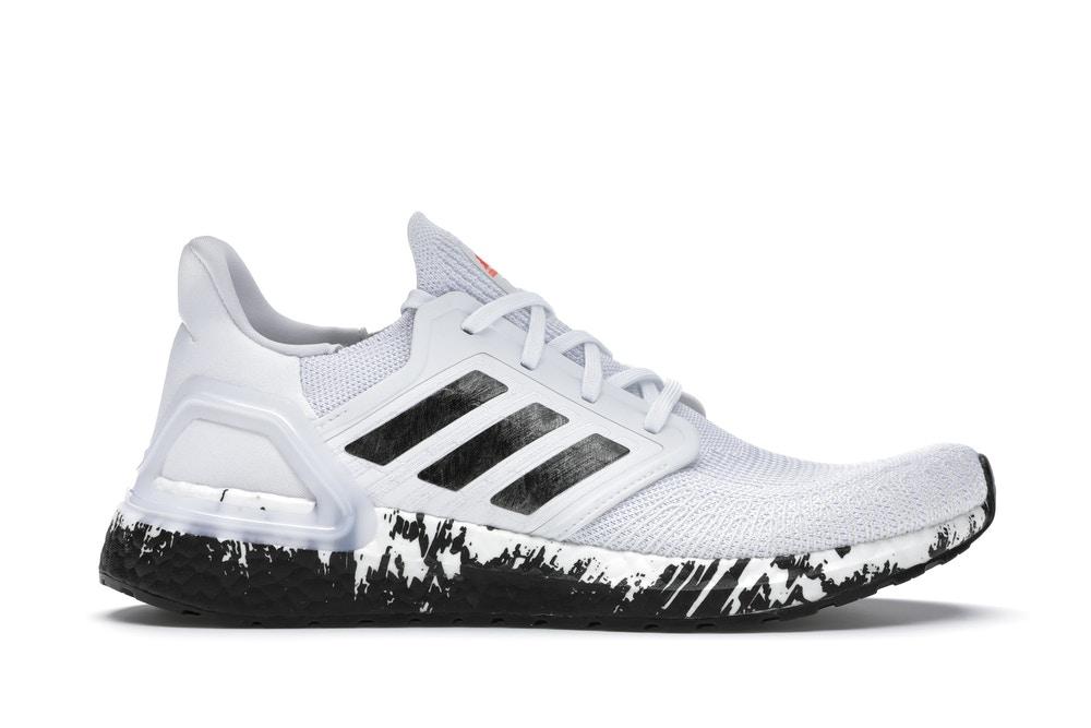 adidas Ultra Boost 20 Cloud White Core Black (W)
