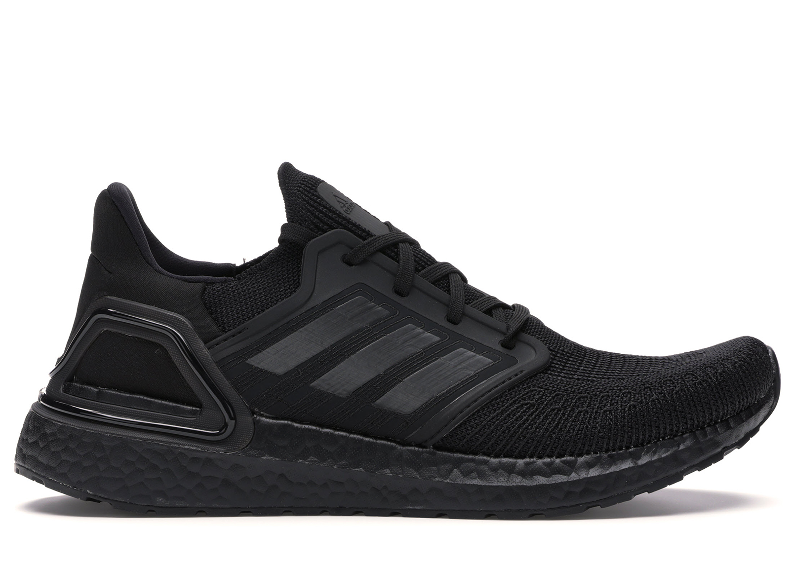 adidas Ultra Boost 20 Triple Black