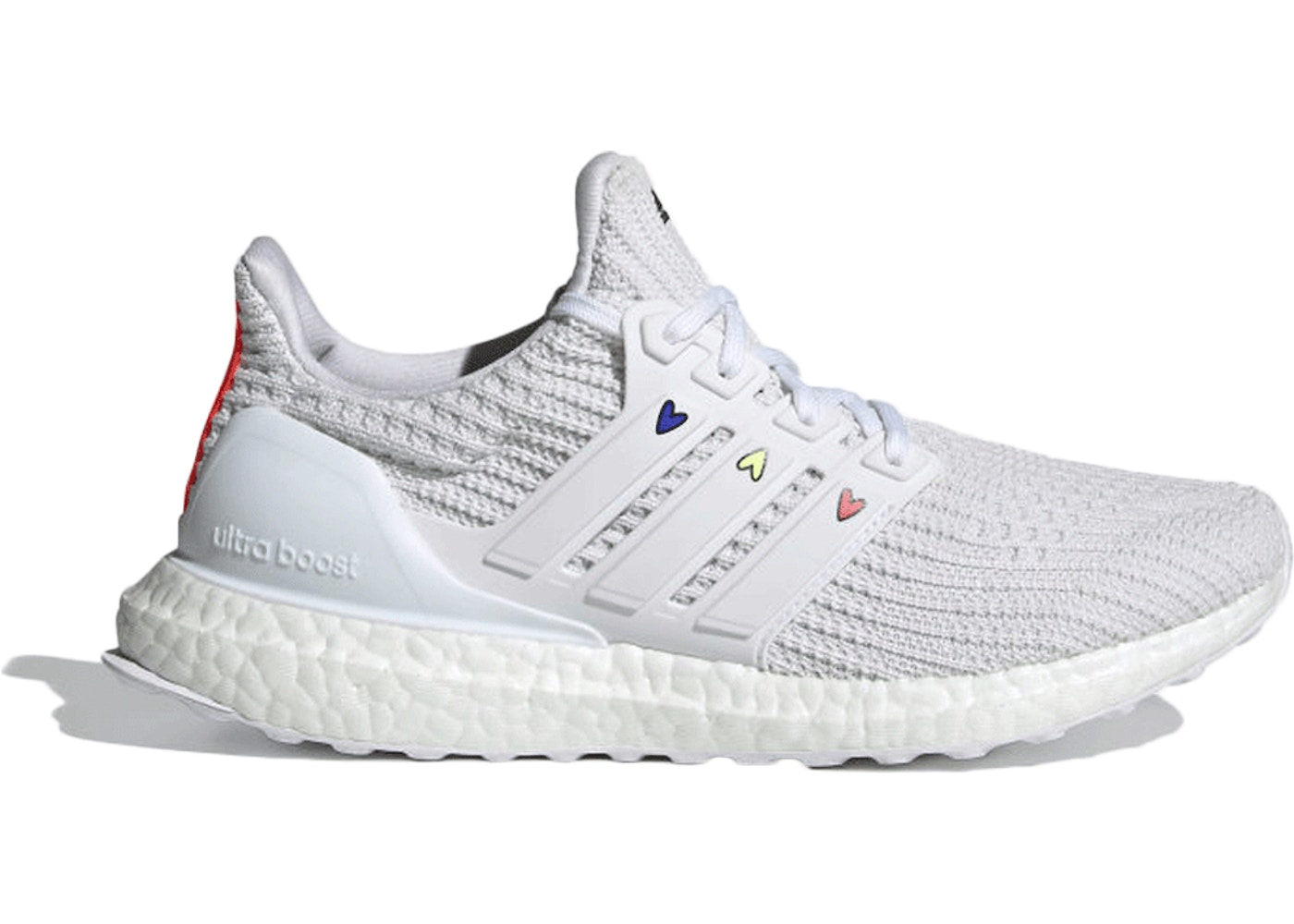 adidas Ultra Boost 4.0 DNA Hearts Pack White (W)