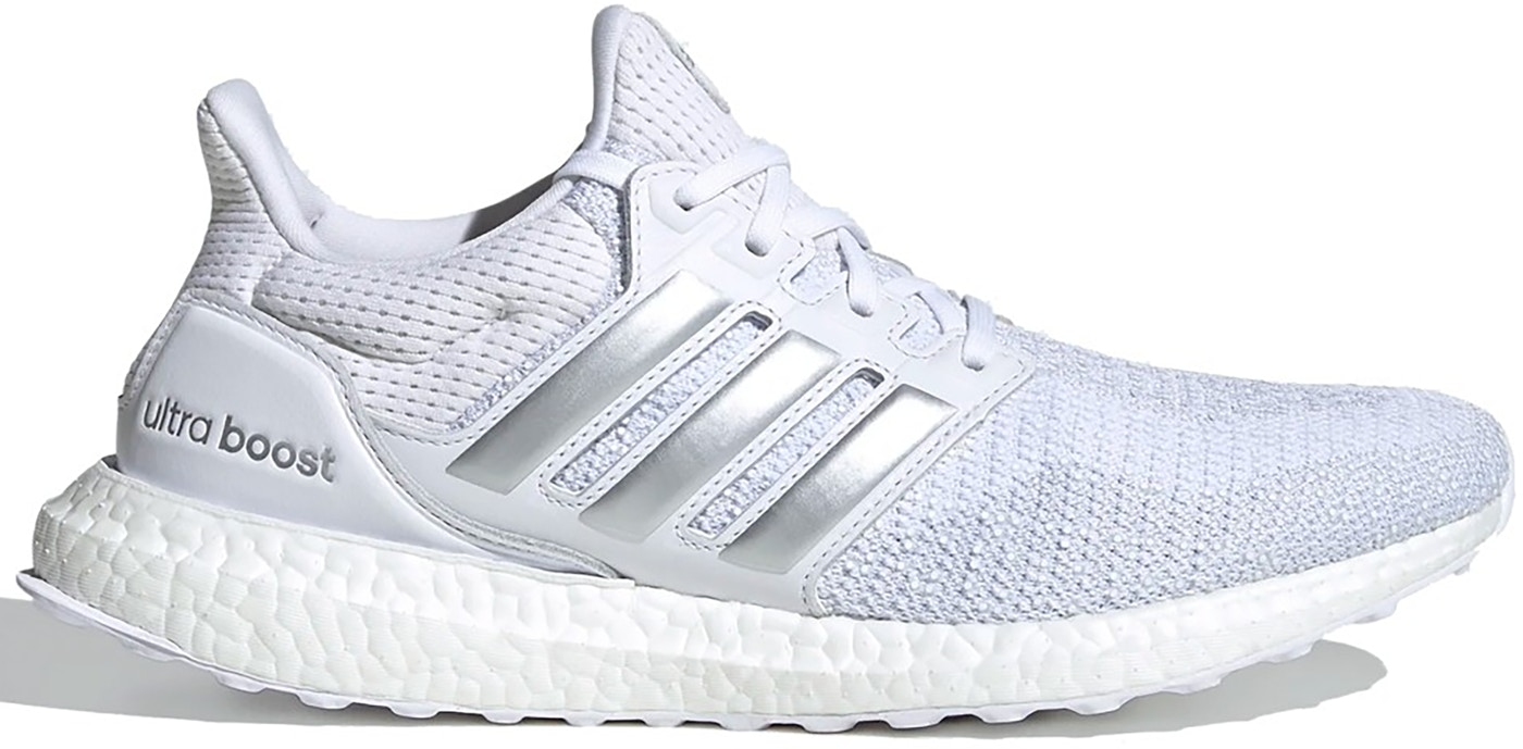 adidas Ultra Boost DNA Cloud White Silver Metallic