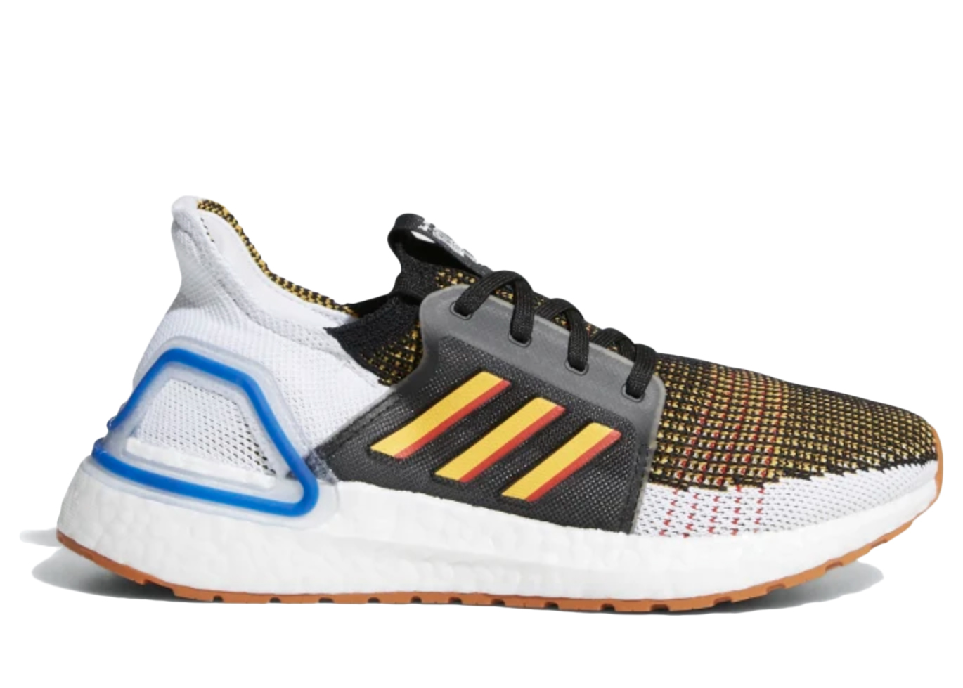 adidas Ultraboost 19 Active Gold Scarlet (GS)