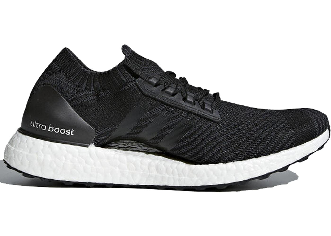 adidas Ultraboost X Core Black Carbon (W)