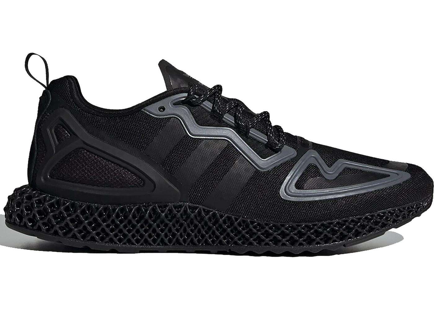 adidas ZX 2K 4D Triple Core Black - FZ3561