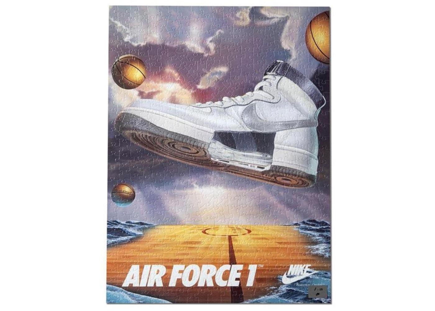 air force 1 nike vintage