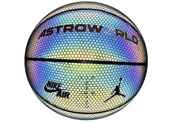 Lógicamente equilibrado libro de bolsillo  Travis Scott x Nike Basketball Black Multi -