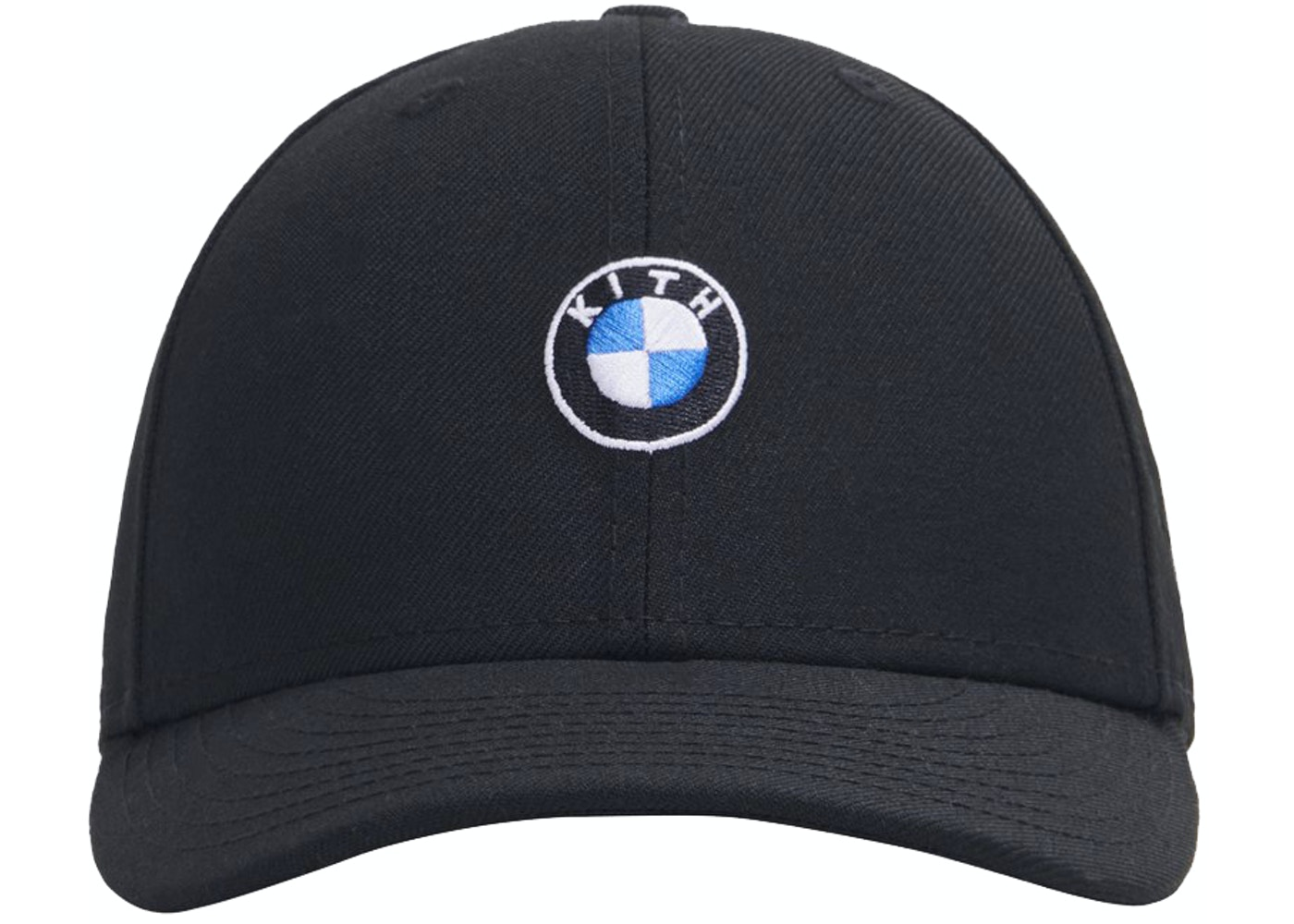 Kith X Bmw New Era Low Profile 59fifty Fitted Cap Black Fw20