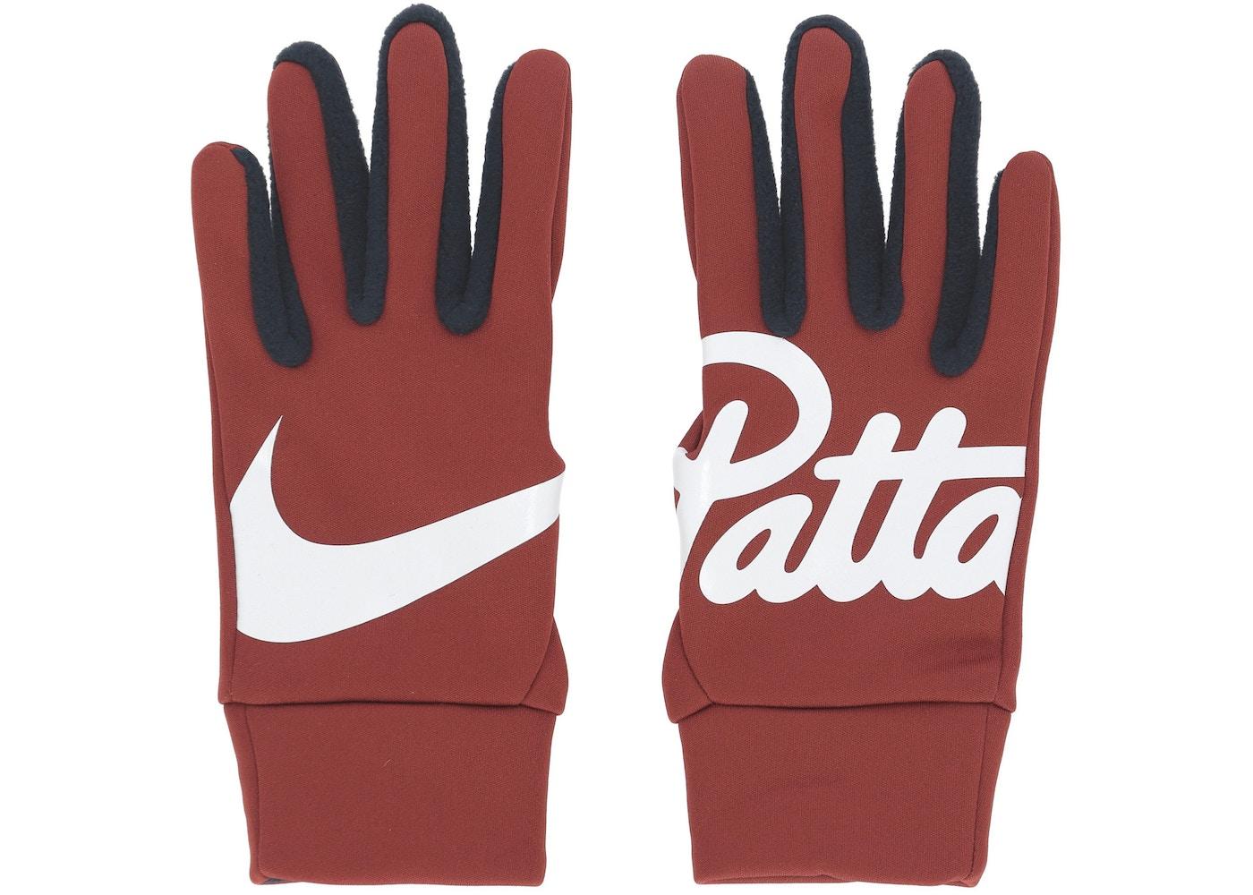 Desgastado mecanismo milicia  Nike x Patta NSW Gloves Mars Stone - FW18