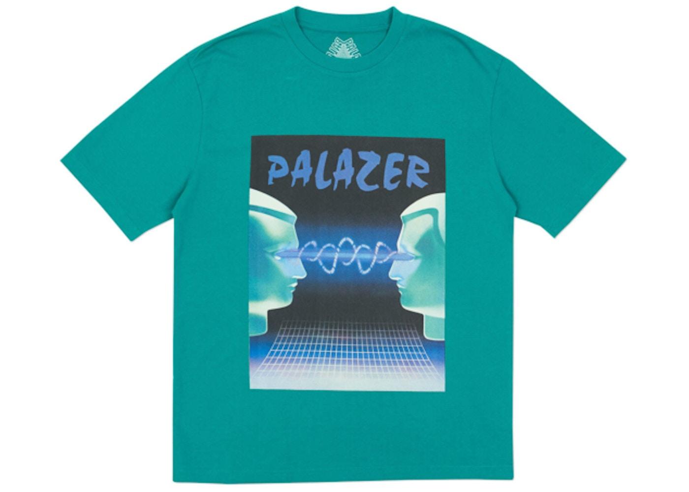 Palace Palazer T-Shirt Sea Green