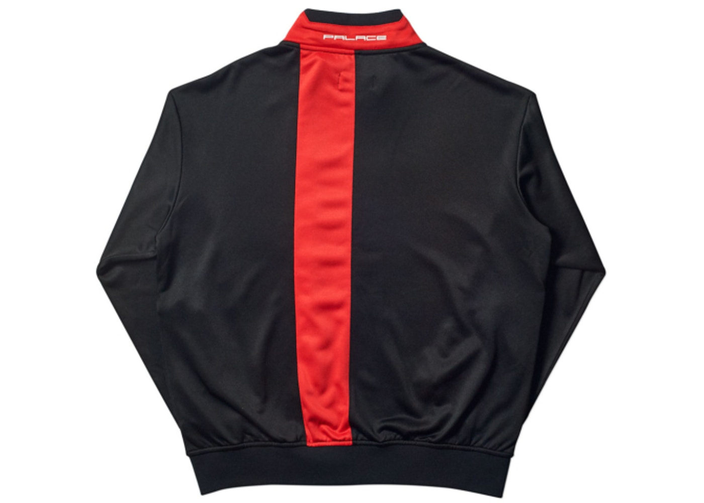 Palace Ritual Track Top Black/Red