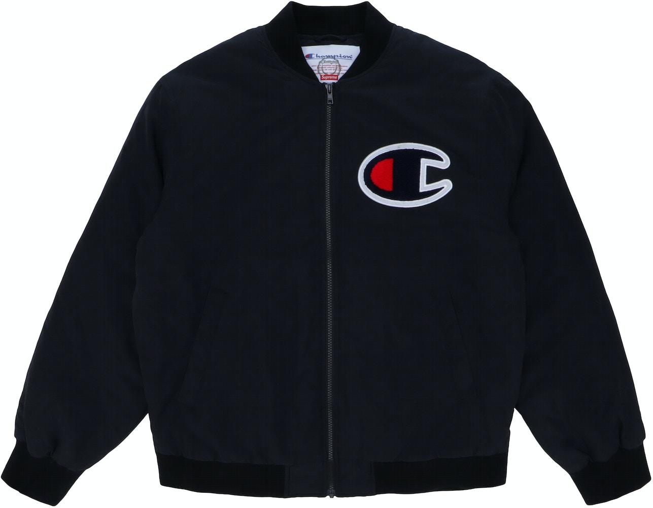 Supreme Champion Color Blocked Jacket