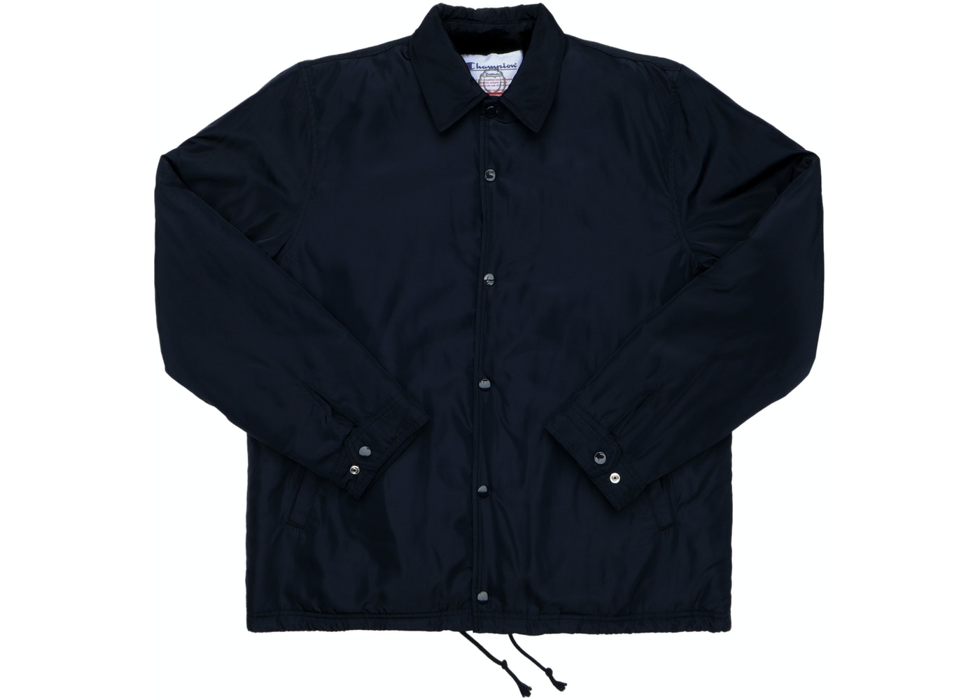 Supreme Champion Label Coaches Jacket