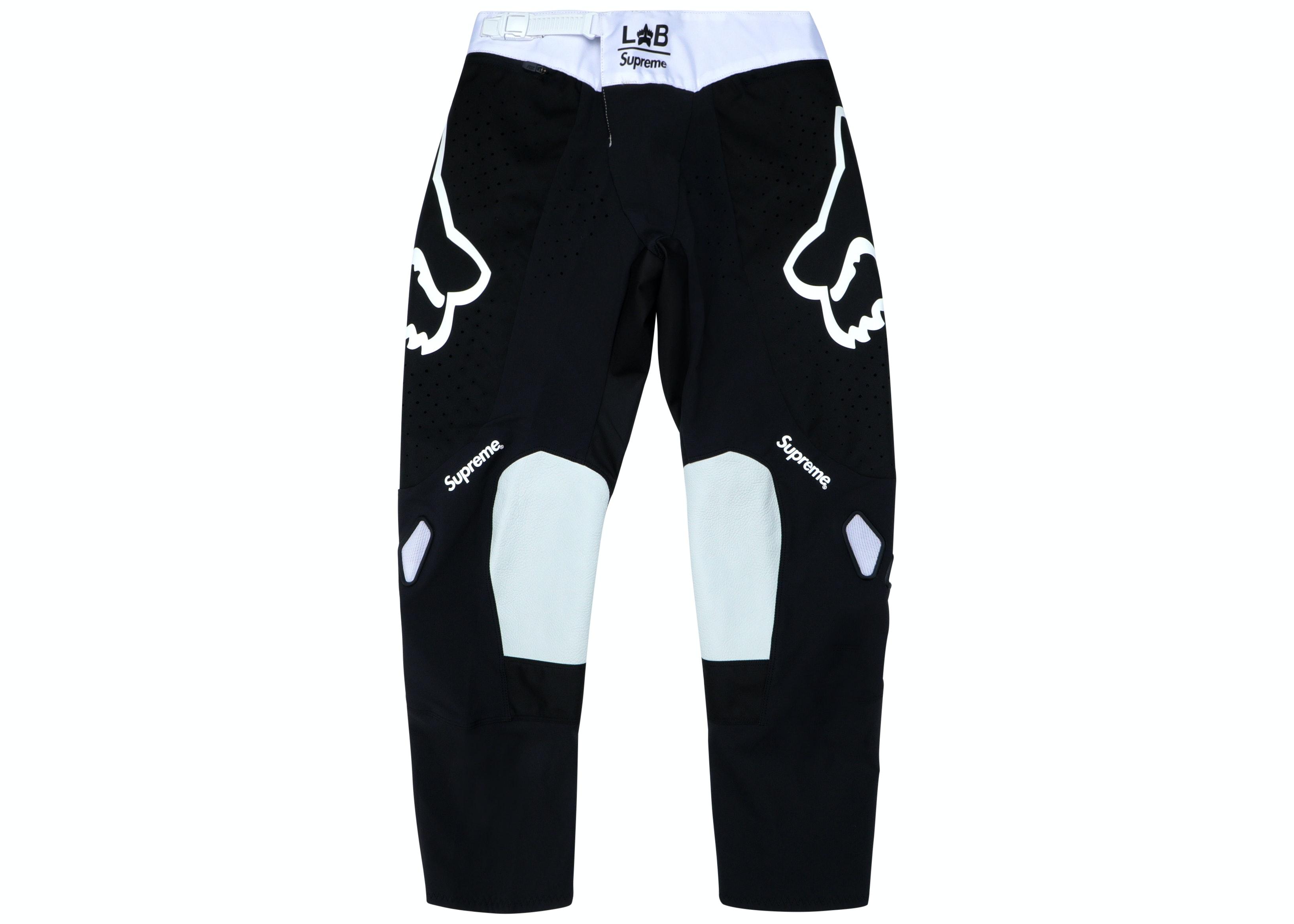 Supreme Fox Racing Moto Pant Black Ss18