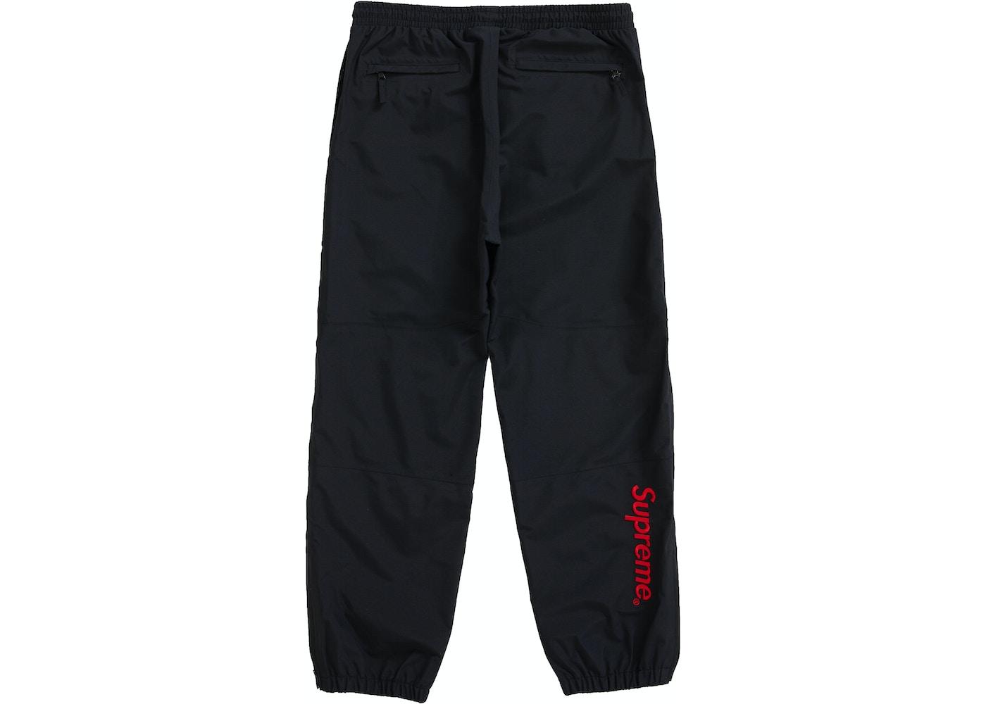 Supreme Gore Tex Pant Ss20 Black