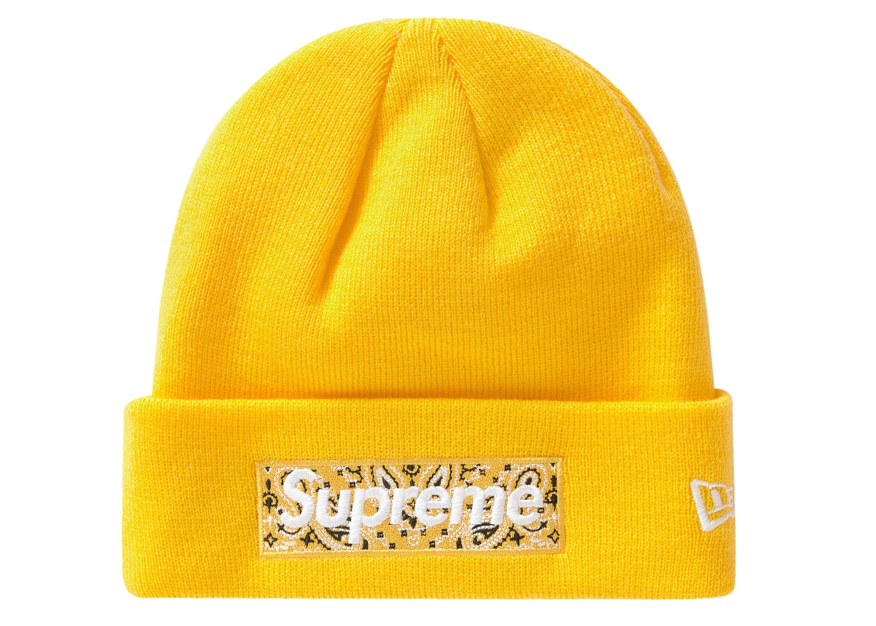 gelb BVB-Box-Logo-Beanie Neon New ERA